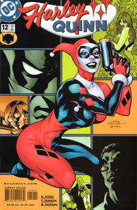 Cover Thumbnail for Harley Quinn (DC, 2000 series) #12 [Direct Sales]
