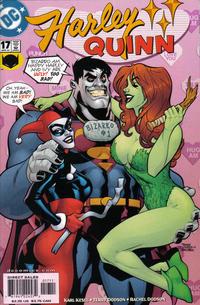 Cover Thumbnail for Harley Quinn (DC, 2000 series) #17