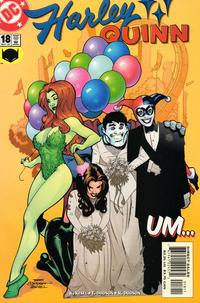 Cover Thumbnail for Harley Quinn (DC, 2000 series) #18