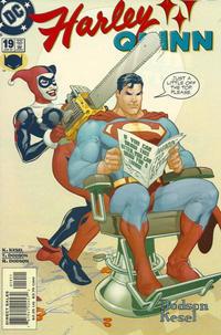 Cover Thumbnail for Harley Quinn (DC, 2000 series) #19