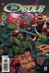 Cover Thumbnail for The Order (Marvel, 2002 series) #6 (18)