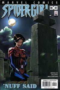 Cover Thumbnail for Spider-Girl (Marvel, 1998 series) #41