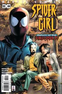 Cover Thumbnail for Spider-Girl (Marvel, 1998 series) #44