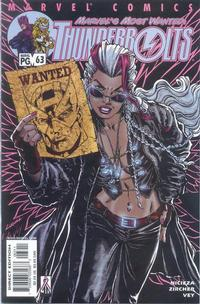 Cover Thumbnail for Thunderbolts (Marvel, 1997 series) #63