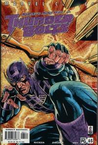 Cover Thumbnail for Thunderbolts (Marvel, 1997 series) #65