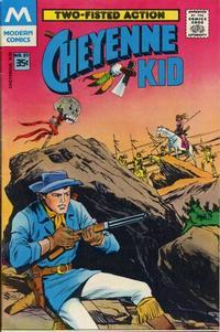 Cover Thumbnail for Cheyenne Kid (Modern [1970s], 1978 series) #89