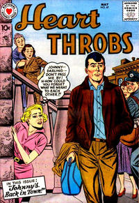 Cover for Heart Throbs (DC, 1957 series) #47