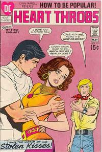 Cover Thumbnail for Heart Throbs (DC, 1957 series) #131