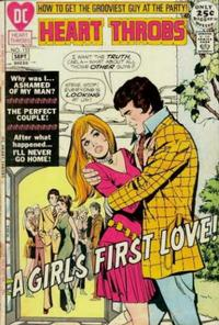 Cover Thumbnail for Heart Throbs (DC, 1957 series) #133