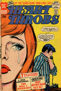 Cover Thumbnail for Heart Throbs (DC, 1957 series) #138