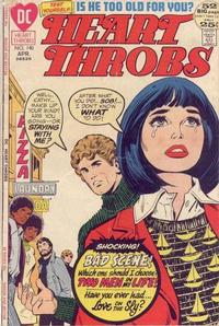Cover for Heart Throbs (DC, 1957 series) #140