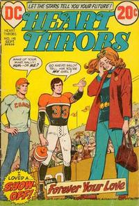 Cover Thumbnail for Heart Throbs (DC, 1957 series) #145