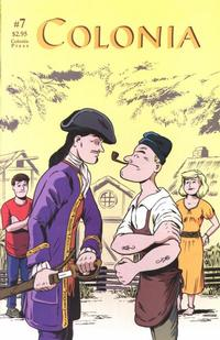 Cover Thumbnail for Colonia (Colonia Press, 1998 series) #7