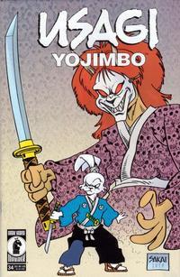 Cover for Usagi Yojimbo (Dark Horse, 1996 series) #34