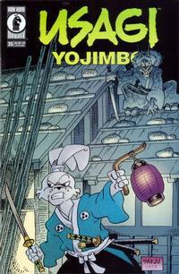 Cover Thumbnail for Usagi Yojimbo (Dark Horse, 1996 series) #35