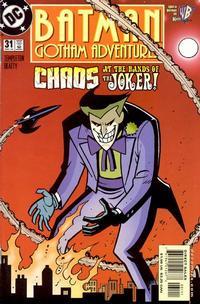 Cover Thumbnail for Batman: Gotham Adventures (DC, 1998 series) #31