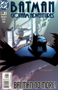 Cover Thumbnail for Batman: Gotham Adventures (DC, 1998 series) #33