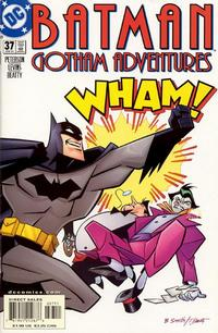 Cover Thumbnail for Batman: Gotham Adventures (DC, 1998 series) #37