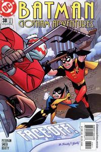Cover Thumbnail for Batman: Gotham Adventures (DC, 1998 series) #38