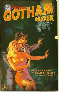 Cover Thumbnail for Batman: Gotham Noir (DC, 2001 series)