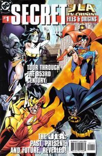 Cover Thumbnail for JLA in Crisis Secret Files (DC, 1998 series) #1