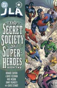 Cover Thumbnail for JLA: Secret Society of Super-Heroes (DC, 2000 series) #2