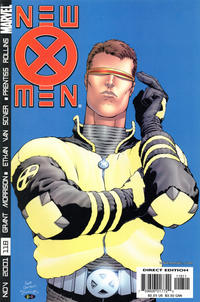 Cover Thumbnail for New X-Men (Marvel, 2001 series) #118 [Direct Edition]