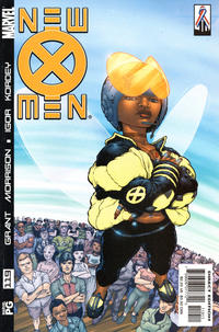 Cover Thumbnail for New X-Men (Marvel, 2001 series) #119 [Direct Edition]