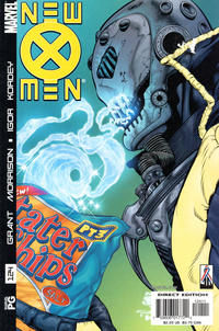 Cover Thumbnail for New X-Men (Marvel, 2001 series) #124 [Direct Edition]