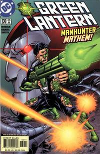 Cover Thumbnail for Green Lantern (DC, 1990 series) #130