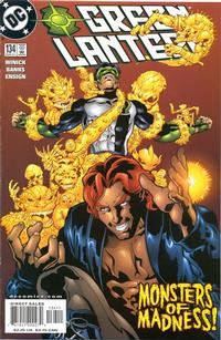 Cover Thumbnail for Green Lantern (DC, 1990 series) #134