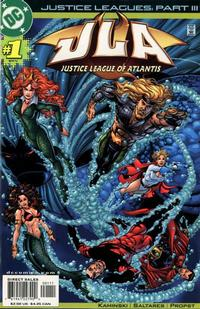 Cover for Justice Leagues: Justice League of Atlantis (DC, 2001 series) #1