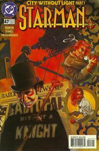 Cover Thumbnail for Starman (DC, 1994 series) #47
