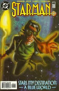 Cover Thumbnail for Starman (DC, 1994 series) #48