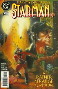 Cover Thumbnail for Starman (DC, 1994 series) #52