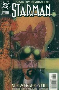 Cover Thumbnail for Starman (DC, 1994 series) #53