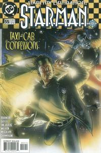 Cover Thumbnail for Starman (DC, 1994 series) #55