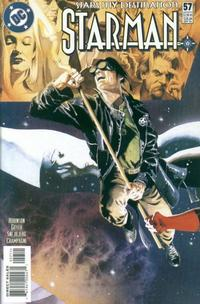 Cover Thumbnail for Starman (DC, 1994 series) #57