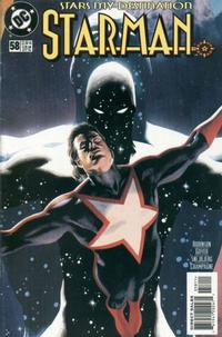 Cover Thumbnail for Starman (DC, 1994 series) #58