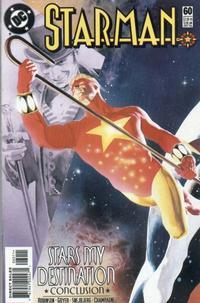 Cover Thumbnail for Starman (DC, 1994 series) #60