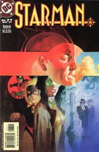 Cover Thumbnail for Starman (DC, 1994 series) #77