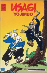 Cover Thumbnail for Usagi Yojimbo (Fantagraphics, 1987 series) #12