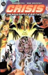 Cover Thumbnail for Crisis on Multiple Earths (DC, 2002 series) #[1]