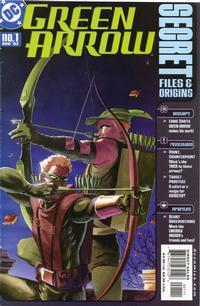 Cover Thumbnail for Green Arrow Secret Files & Origins (DC, 2002 series) #1