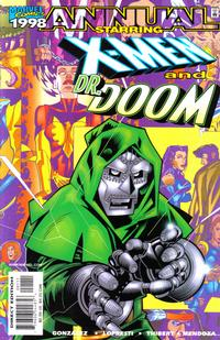 Cover Thumbnail for X-Men / Dr. Doom '98 (Marvel, 1998 series)  [Direct Edition]