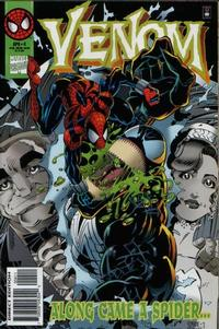 Cover Thumbnail for Venom: Along Came a Spider (Marvel, 1996 series) #4