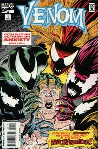 Cover Thumbnail for Venom: Separation Anxiety (Marvel, 1994 series) #1