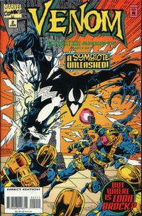 Cover Thumbnail for Venom: Separation Anxiety (Marvel, 1994 series) #2