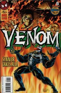 Cover Thumbnail for Venom: Sinner Takes All (Marvel, 1995 series) #1