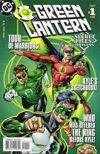 Cover Thumbnail for Green Lantern Secret Files (DC, 1998 series) #1